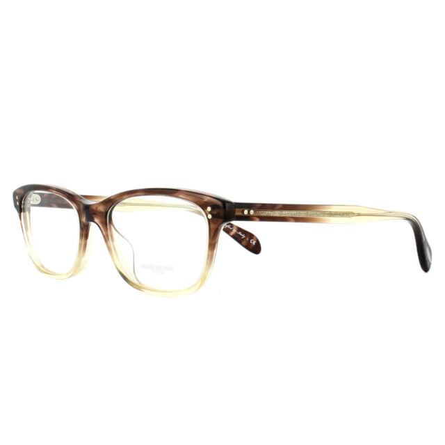 1973e0938b2 Buy Oliver Peoples 5224 Ashton Eyeglasses 1470 Brown Authorized ...
