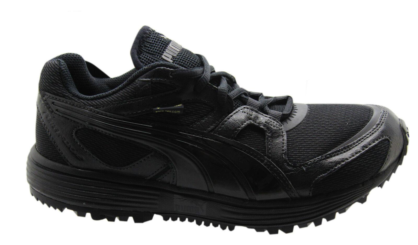 Puma Pumafox V2 Gortex   Herren Mesh Lace Up Running Schuhes (186746 04 - U65)
