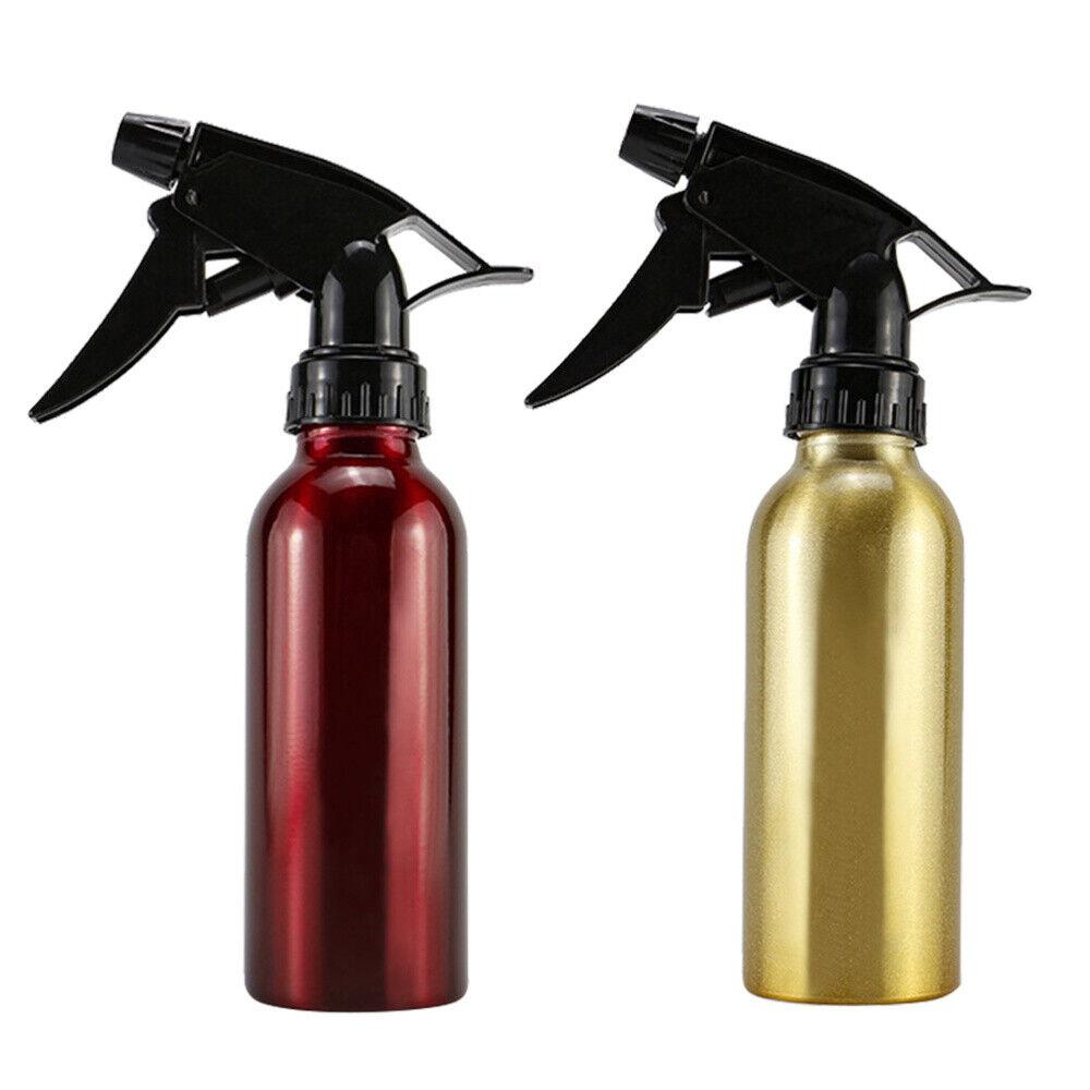 2pcs Hair Spray Bottle Hairdressing Fine Sprayer for Home Outdoor Travel Salon