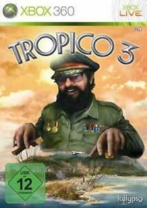 Tropico 3        XBOX 360       !!!!!! NEU+OVP !!!!!!