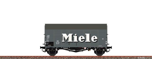 III BRAWA 47983 traccia h0 carri merci GMS 30 DB MAGIRUS DC