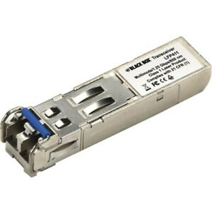 Black-Box-Sfp-1250-mbps-Fiber-With-Extended-Diagnostics-850-nm-Multimode-Lc