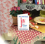 THE JOY OF COOKING Miniature Book Dollhouse Book 1:12 Scale Cookbook