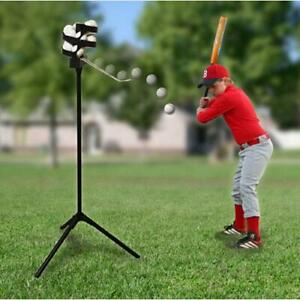 Trend Sports Big League Pro Pitching Machine With 8 Hour
