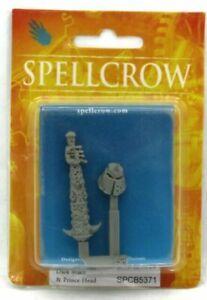 Praga Cavaleiros Heads-spellcrow