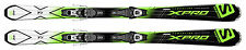 SALOMON Ski X-PRO Ti size162 + Bindings LITHIUM 10 Sci + Attacchi 377867B