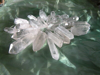 QUARTZ choice of various types xs-xl amphibole tangerine lemurian & more