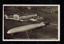 1930 Germany Graf Zeppelin Cover Baltic Flight to USA Helsinki Finland Cancel