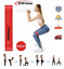 miniatuur 10 - RESISTANCE BANDS SET OR SINGLES - LATEX EXCERCISE GLUTES YOGA PILATES HOME GYM