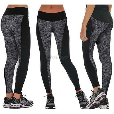 Hot Women Fitness Push-up Elastic Sports Yoga Pants Running Gym Trouser Leggings