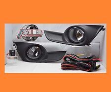 Fits 2013 2014 2015 Nissan Altima 4 door Premier Fog Light Kit Clear Lens Wiring