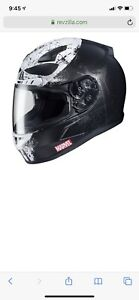 HJC CL-17 Marvel Punisher II Full Face Helmet