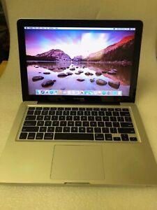 """Apple Macbook 13"""" / Intel i5  2.3GHZ / 8GB RAM / 256GB HD. A1278.1 YEAR WARRANTY"""