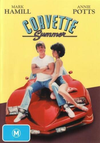 1 of 1 - Corvette Summer (Mark Hamill) DVD R4 Brand New!