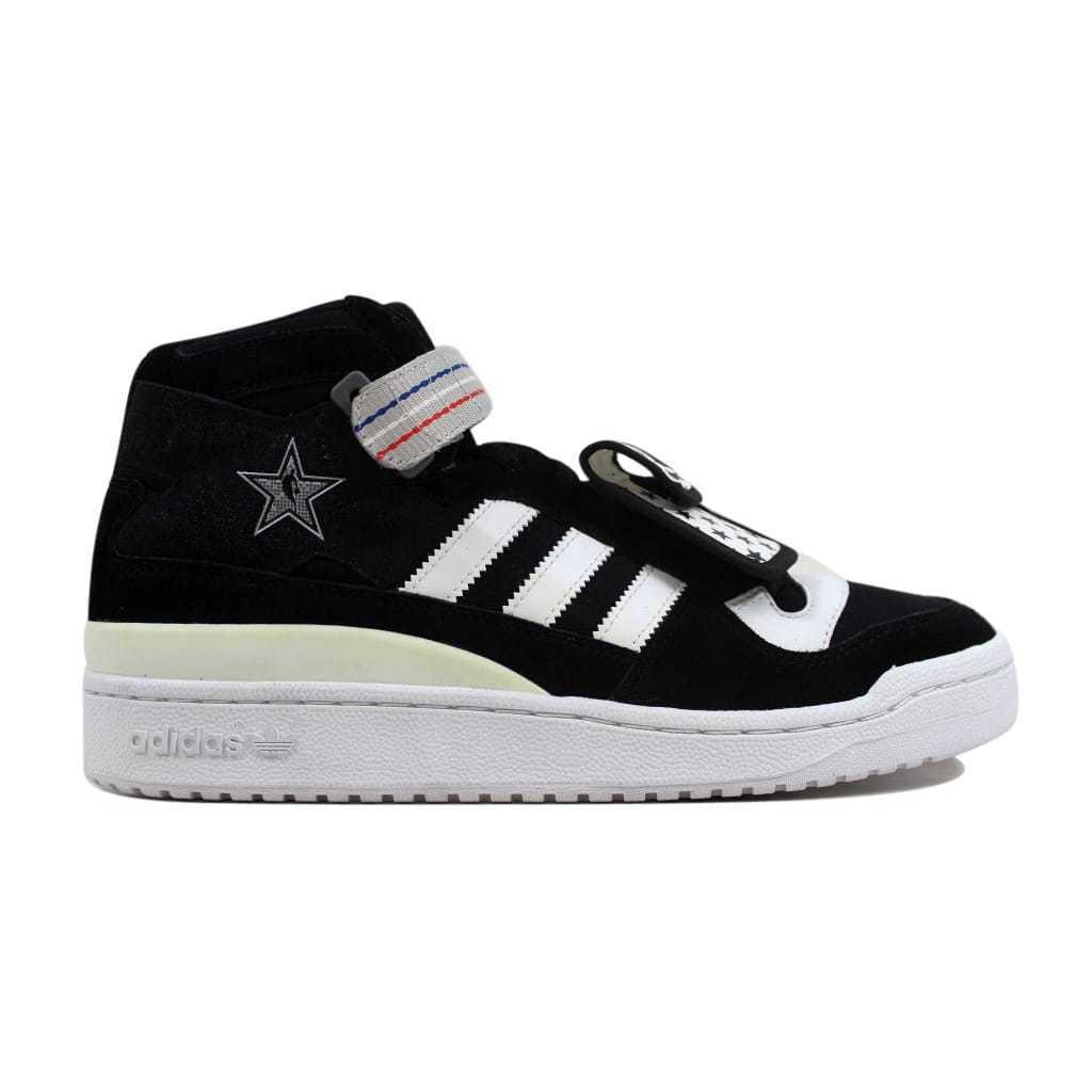 Adidas Forum Mid UNDFTD All Star Weekend Black White G47023 Men's SZ 10.5