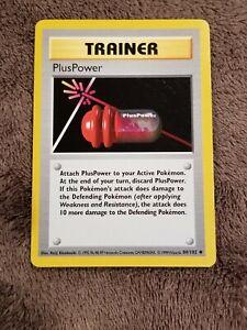 Near Mint Plus Power 84//102 Base Set Pokemon Card