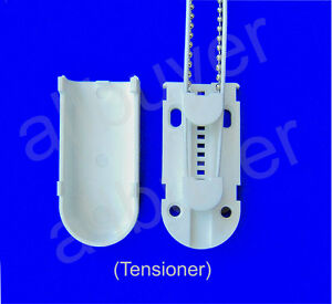 Children Safety Double Chain Cord Tensioner For Vertical