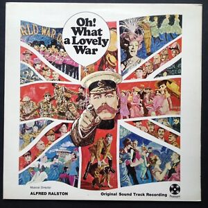 Alfred-Ralston-OH-WHAT-A-LOVELY-WAR-Film-Soundtrack-OST-LP-Richard-Attenborough