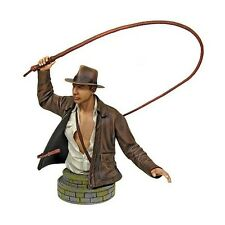 Indiana Jones mini bust/statue by Gentle Giant/Harrison Ford/Raiders of Lost Ark