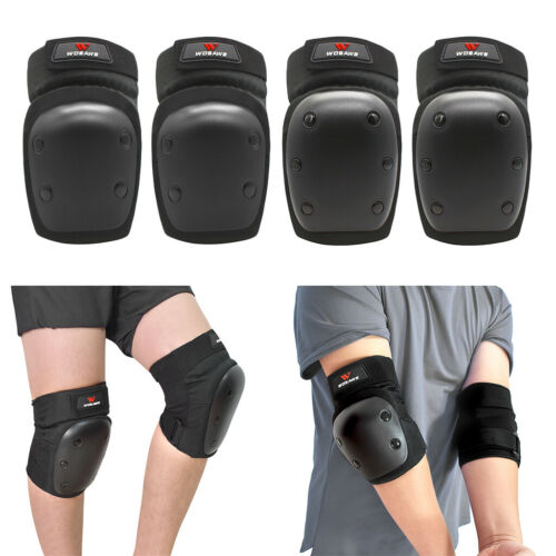 Knee Pads Motorcycle EVA PP Shell Motorcycle Elbow Knee Guards Protector