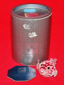 Swarovski-Crystal-Figurine-Large-BLOWFISH-Mint-in-Box-with-COA-7644-NR-041000