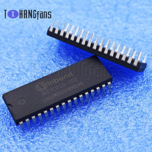 1PCS//5PCS W27C010-70Z W27C010-70 W27C010 Encapsulation:DIP-32 EPROM WINBOND