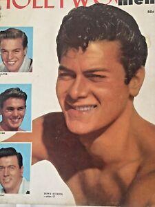 Vintage-Collectible-Movie-Magazine-Hollywood-Men-1953