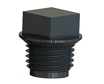 Pack of 10 - 920411 9V9308 Betts PLUG-PLASTIC 3//8NPT