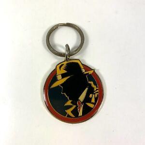 Disney Dick Tracy Metal Souvenir Keychain