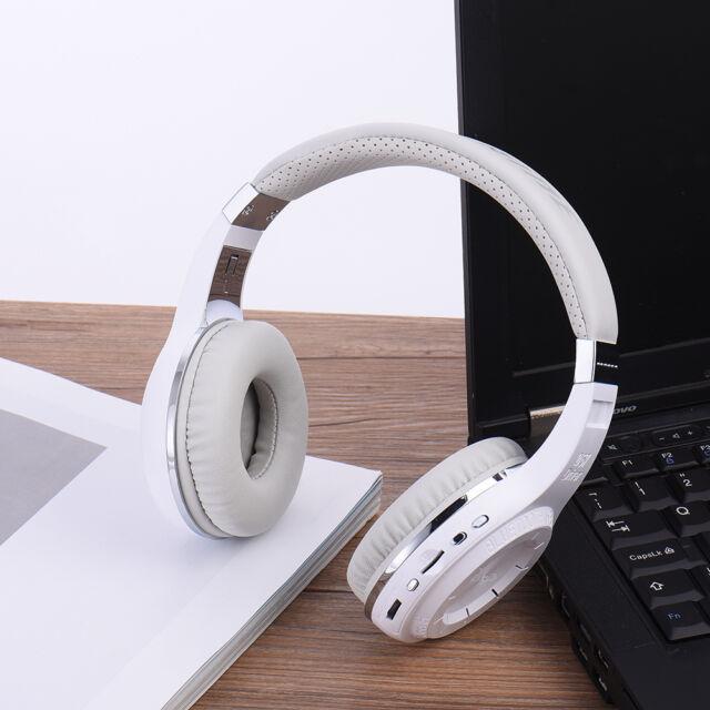 Bluedio Bluetooth 4.1 Stereo Headphones Turbine Hurricane H+ Plus Headset FM MIC
