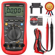 Uni T Ut61aut61but61cut61dut61e Auto Range Digital Multimeter Kd