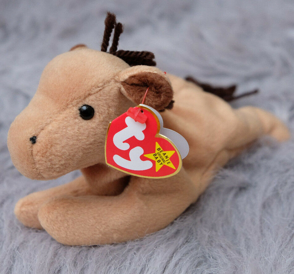 TY Beanie Baby 'Derby' RAREST OF THE RARE
