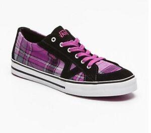 Écossais Noirviolet Et Chaussures 38 39 Tory Baskets Pointure Vans edBoxC
