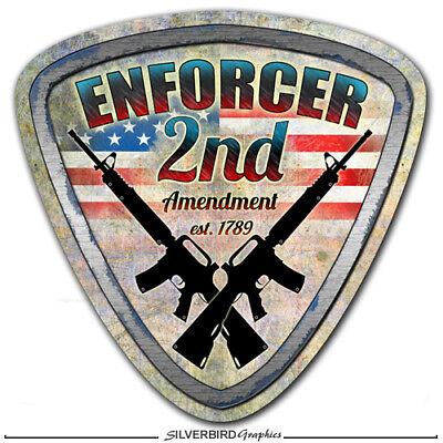 "NRA 3/"" National Rifle Association of America waterproof Decal bumper sticker"