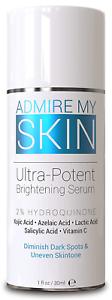 Dark Spot Corrector Remover for Face Melasma Treatment Fade Cream with Kojic C,
