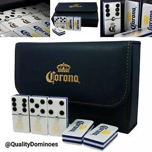 Bud Light Beer Domino Game Set Jumbo Size Great Hot Gift Dominoes Man Cave