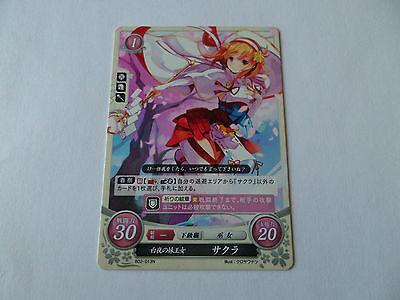 Carte Fire Emblem TCG Sakura !!!