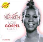 More Gospel Greats by Aretha Franklin (CD, Feb-2011, Rhino Flashback (Label))