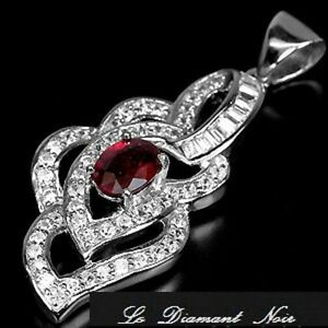 LDN-Pendentif-Rubis-Rouge-Saphirs-Argent-925