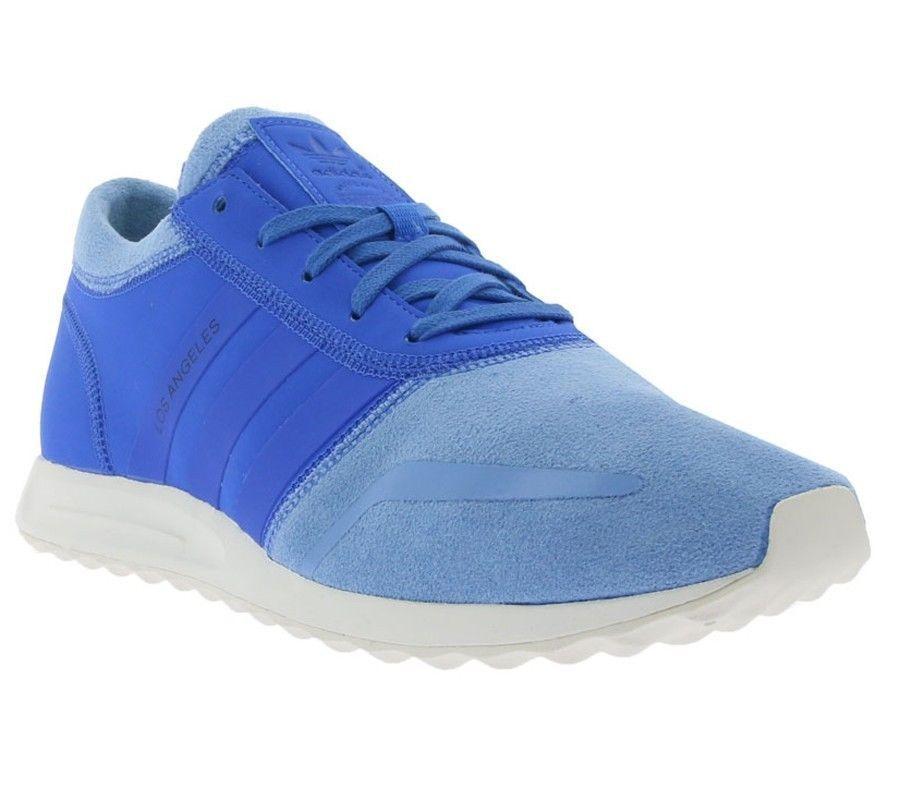 Adidas Originals Los Angeles para la hombres Zapatos  Entrenadores la para  AQ2594  Azulbird c9cec6