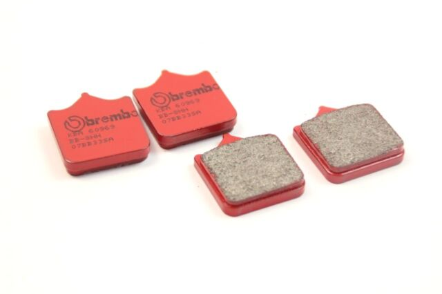 Brembo Brake Pads Ducati 749 999 748R 996R 998S Sinter Road 07BB33SA With ABE