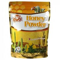 One Bag (1lb) Cactus Gold Honey Powder In Resealable Package