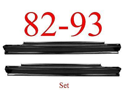 82 93 Chevy S10 Slip-On Rocker Panel SET 1.2MM Thick GMC Rust Repair