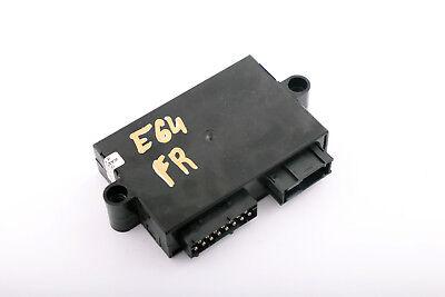 * Bmw Serie 3 6 E46 E64 Sedile Anteriore Modulo Di Memoria Unità Di Controllo 7067801-