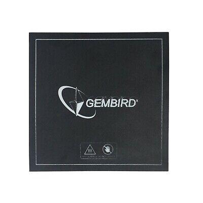 I-CHOOSE LIMITED Gembird 3D Printer Build Printing Surface Platform 155mm x 155mm