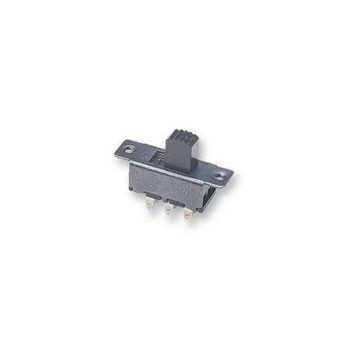 Interrupteur à glissière miniature DPCO Interrupteur à glissière DPDT Grey Pack 10