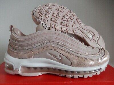 Details about WMNS Nike Air Max 97 SE Shoes Particle Beige Rose Gold Bronze AV8198 200 Sz 9.5