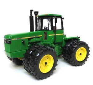 Ert16304a - Tracteur Articulé John Deere 8650 8 Roues Édition Farm Toys Show De