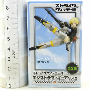 A4484-Anime-Figura-extra-Figura-Sega-Strike-Streghe-Erica-Hartmann-Bf109G-6