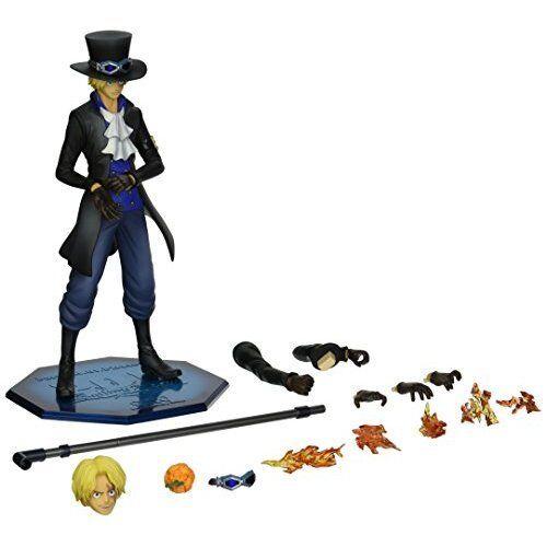 Megahouse One Piece Portrait of Pirates  Sabo Sailing Again PVC Figure Japan